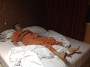 การตรวจสุขภาพการนอนหลับ (Sleep test)