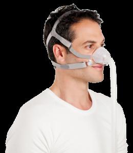 หน้ากากแบบครอบจมูก (Nasal Mask)