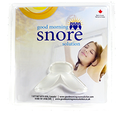 Good-Morning-Snore-Solution