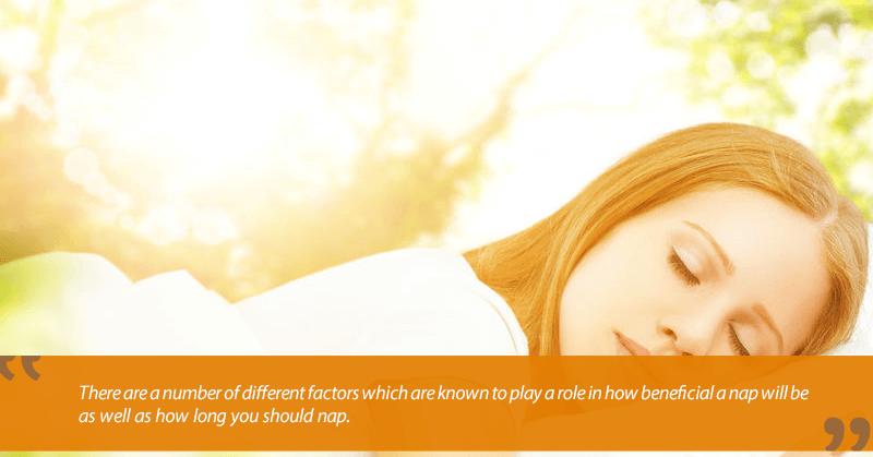 การงีบส่งผลต่อการนอนหลับอย่างไร?